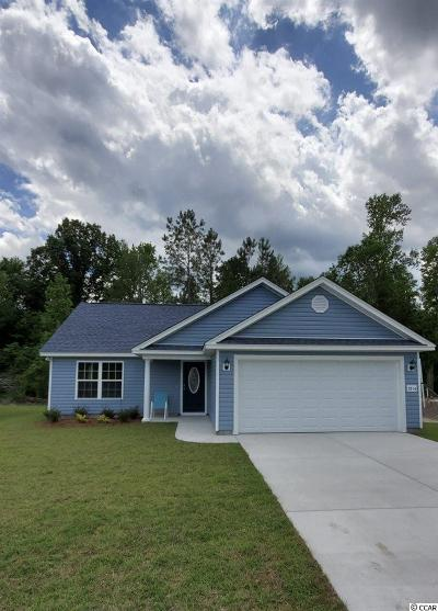Aynor SC Single Family Home For Sale: $149,900