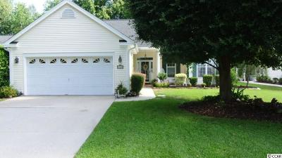 Murrells Inlet Single Family Home For Sale: 9580 Indigo Club Dr.
