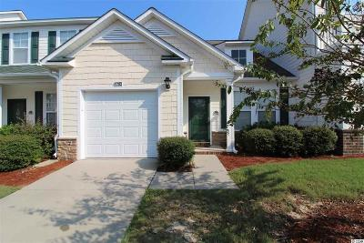 North Myrtle Beach Condo/Townhouse For Sale: 6095 Catalina Dr. #1614