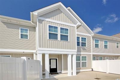 Murrells Inlet, Garden City Beach Condo/Townhouse For Sale: 710 Pickering Dr. #C