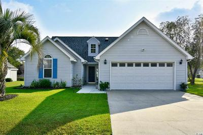Myrtle Beach Single Family Home For Sale: 519 Lake Park Dr.