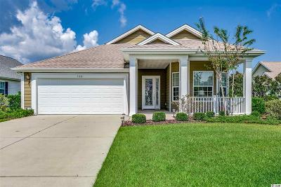 Murrells Inlet, Garden City Beach Single Family Home For Sale: 530 Grand Cypress Way