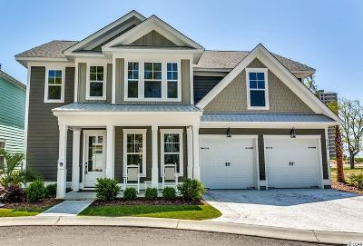 North Myrtle Beach Single Family Home For Sale: 4985 Salt Creek Ct.