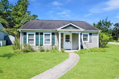 Myrtle Beach Single Family Home Active Under Contract: 6585 Cardinal Crescent