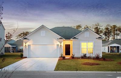 Conway Single Family Home For Sale: 180 Long Leaf Pine Dr.