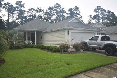Murrells Inlet Single Family Home For Sale: 905 Laquinta Loop