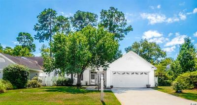 Murrells Inlet Single Family Home For Sale: 9451 Pinckney Ln.