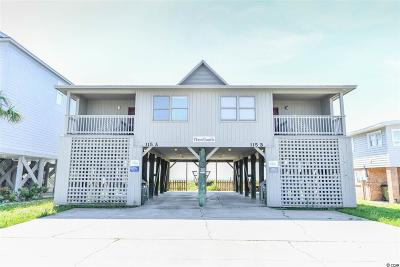 Surfside Beach Multi Family Home For Sale: 115 N Seaside Dr.