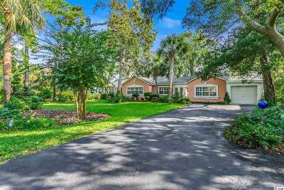 Myrtle Beach Single Family Home For Sale: 111 S Highland Way