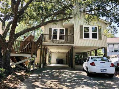 Murrells Inlet Single Family Home For Sale: 801 Starboard Ct.