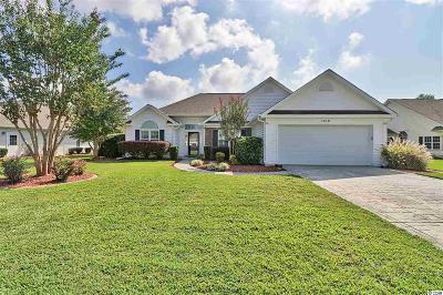 Surfside Beach Single Family Home For Sale: 1510 Southwood Dr.