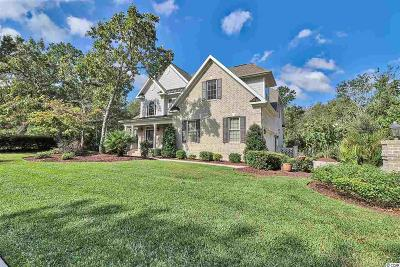 Murrells Inlet Single Family Home For Sale: 128 Highwood Circle