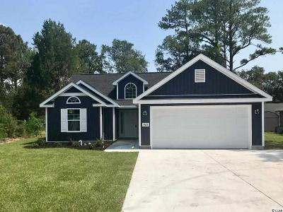 North Myrtle Beach Single Family Home For Sale: 902 Edge Dr.
