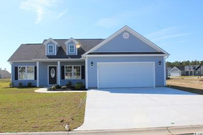 Conway SC Single Family Home Active Under Contract: $195,170