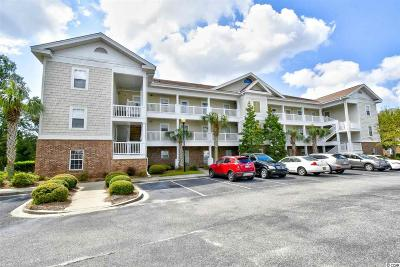 North Myrtle Beach Condo/Townhouse For Sale: 6015 Catalina Dr. #613