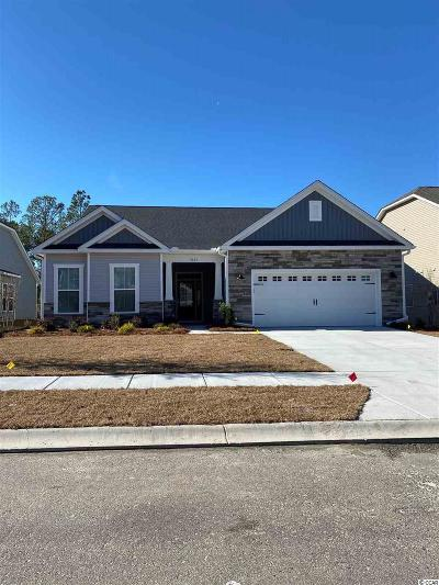 Little River Single Family Home Active Under Contract: 3621 Diamond Stars Way