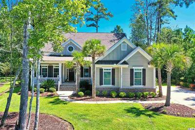 Murrells Inlet Single Family Home For Sale: 76 Grey Moss Rd.