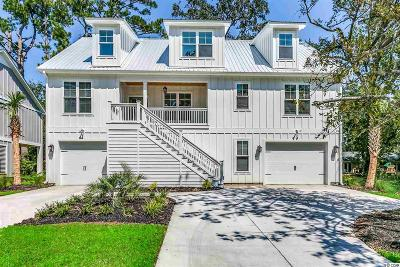 Pawleys Island Single Family Home For Sale: 26 Wild Rice Dr.