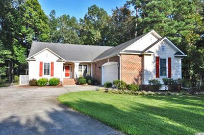 Murrells Inlet, Garden City Beach Single Family Home For Sale: 4950 Fulton Pl.