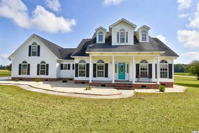Conway Single Family Home For Sale: 5668 Antioch Rd.
