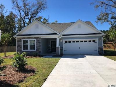 Pawleys Island Single Family Home Active Under Contract: 139 Costa Ct.