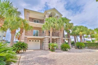 North Myrtle Beach Single Family Home For Sale: 1329 Waterway Dr.