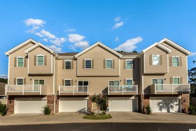 North Myrtle Beach Condo/Townhouse For Sale: 601 Hillside Dr. N #1204