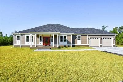 Conway Single Family Home For Sale: 2158 Chavis Rd.