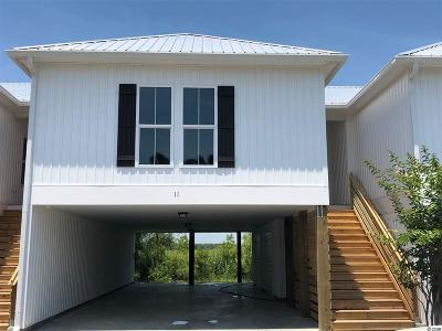 Pawleys Island Condo/Townhouse For Sale: 11 Red Skiff Ln. #13