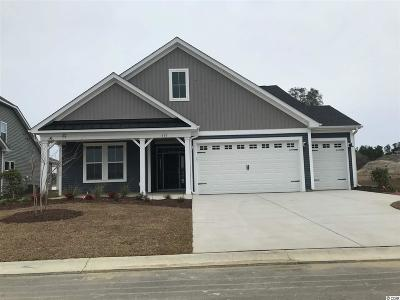 Little River Single Family Home Active Under Contract: 405 Cascade Loop