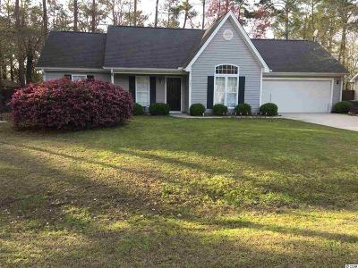 Myrtle Beach Single Family Home For Sale: 4484 Misty Ln.