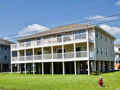 Surfside Beach Multi Family Home For Sale: 914 N Ocean Blvd.