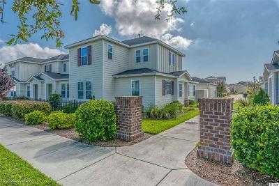 Myrtle Beach Condo/Townhouse For Sale: 1725 Culbertson Ave. #Lot 325