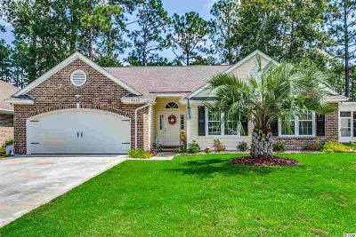 Myrtle Beach Single Family Home For Sale: 4830 Southern Trail