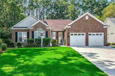 Murrells Inlet Single Family Home For Sale: 9551 Indigo Club Dr.
