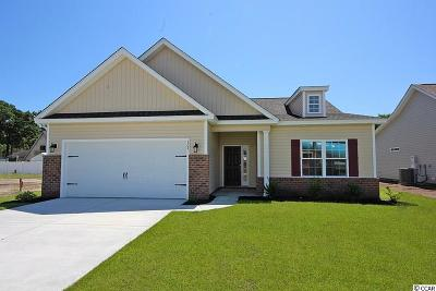 Surfside Beach Single Family Home For Sale: 309 Rycola Circle