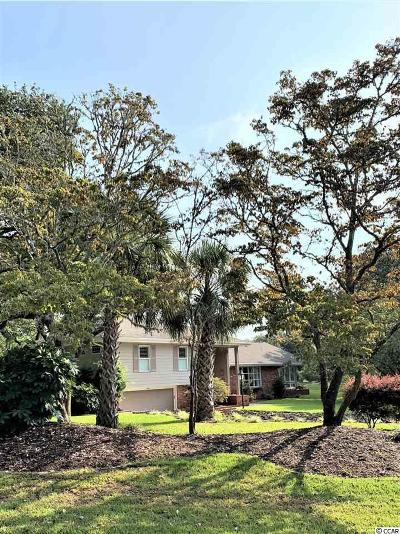 North Myrtle Beach Single Family Home For Sale: 1601 Springland Dr.