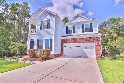 Murrells Inlet, Garden City Beach Single Family Home For Sale: 821 Wind Whisper Circle