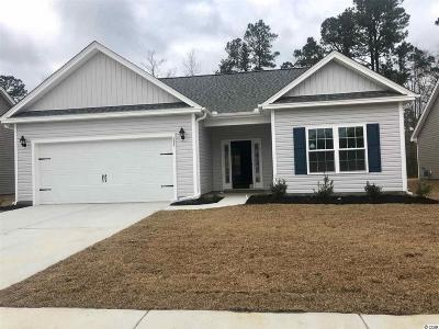 Conway SC Single Family Home Active Under Contract: $197,577