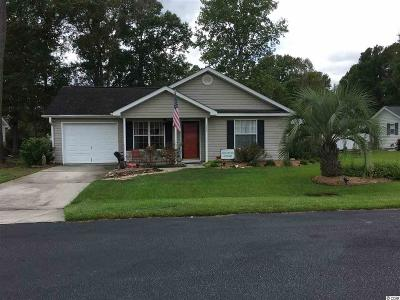 Myrtle Beach Single Family Home For Sale: 135 Osprey Cove Loop