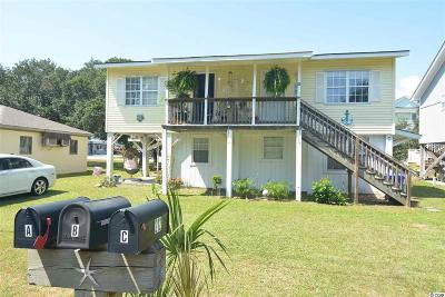 Surfside Beach Single Family Home For Sale: 211 N Pinewood Dr.