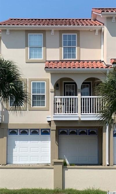 North Myrtle Beach Condo/Townhouse For Sale: 516 Hillside Dr. S #205