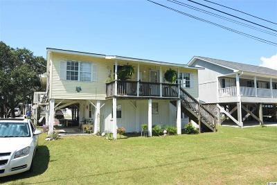 Surfside Beach Multi Family Home For Sale: 212 N Dogwood Dr.