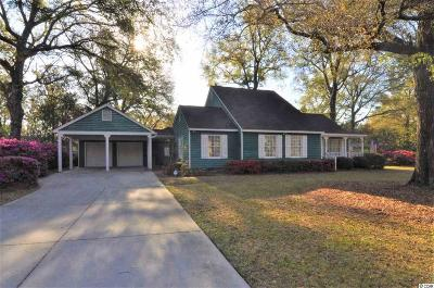 Murrells Inlet, Garden City Beach Single Family Home For Sale: 396 Rum Gully Circle