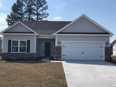 Conway SC Single Family Home Active Under Contract: $168,565
