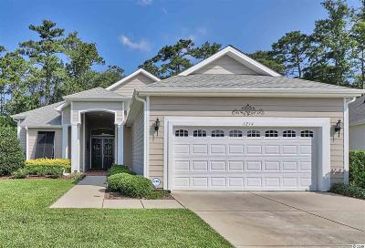 Murrells Inlet, Garden City Beach Single Family Home For Sale: 1214 Kiawah Loop