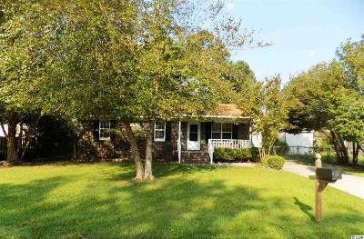 Conway Single Family Home For Sale: 702 Wendy Ln.