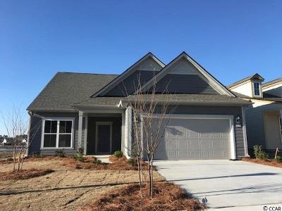 Myrtle Beach SC Single Family Home Active Under Contract: $520,000