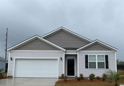Myrtle Beach SC Single Family Home Active Under Contract: $248,000