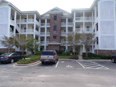 Myrtle Beach Condo/Townhouse Active Under Contract: 4861 Luster Leaf Circle #304